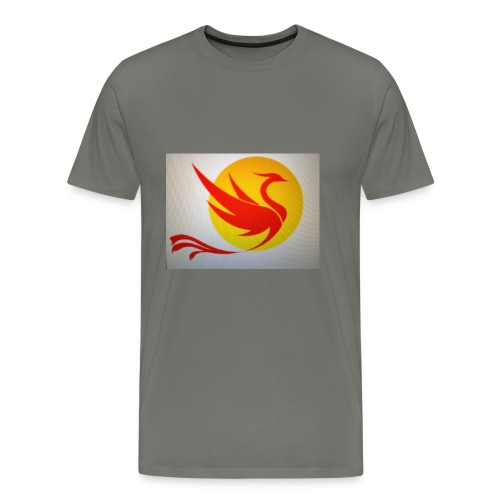 Asian Phoenix - Men's Premium T-Shirt