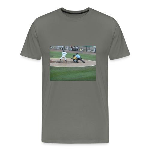 Atlantic League Long Island Ducks Pitch - Men's Premium T-Shirt