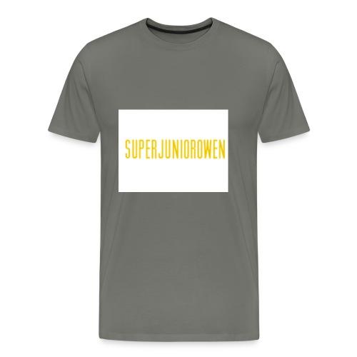 SJO os Wall paper - Men's Premium T-Shirt