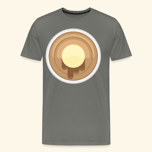 Pancake time - Men's Premium T-Shirt