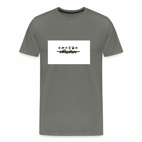 Electrolytes - Men's Premium T-Shirt