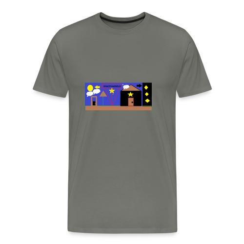 Team Space Thaddeus - Men's Premium T-Shirt