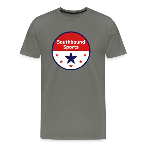 Southbound Sports Round Logo - Men's Premium T-Shirt