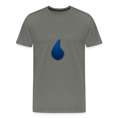LinkedHacksource Official Logo - Men's Premium T-Shirt