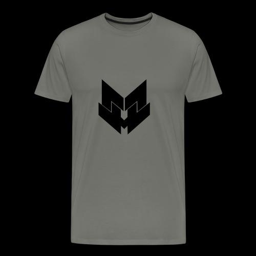 Matriix media kids black - Men's Premium T-Shirt