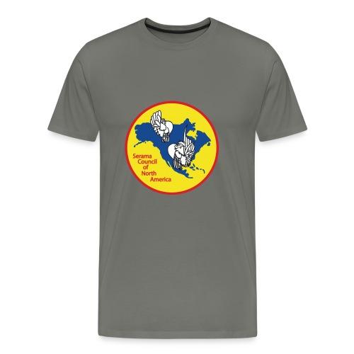 SCNA logo - Men's Premium T-Shirt