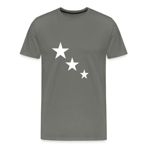 3 STARS - Men's Premium T-Shirt