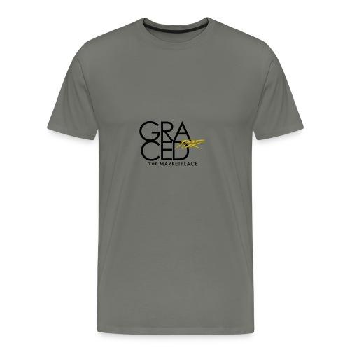 Graced for the Marketplace - Men's Premium T-Shirt