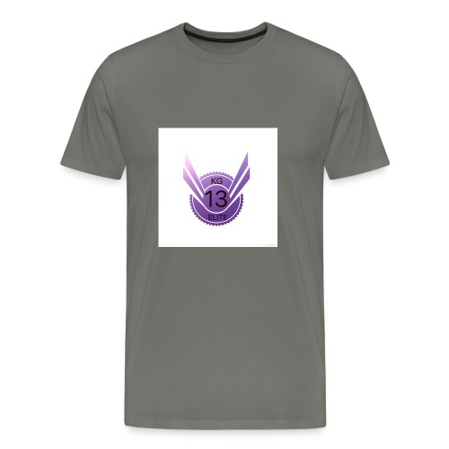 This is my first company - Men's Premium T-Shirt