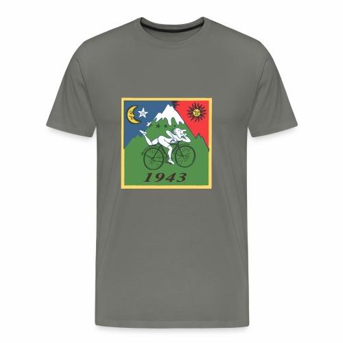 Albert Hofmann LSD - Men's Premium T-Shirt