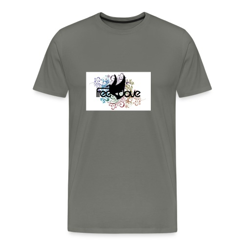 Freedove Gear and Accessories - Men's Premium T-Shirt
