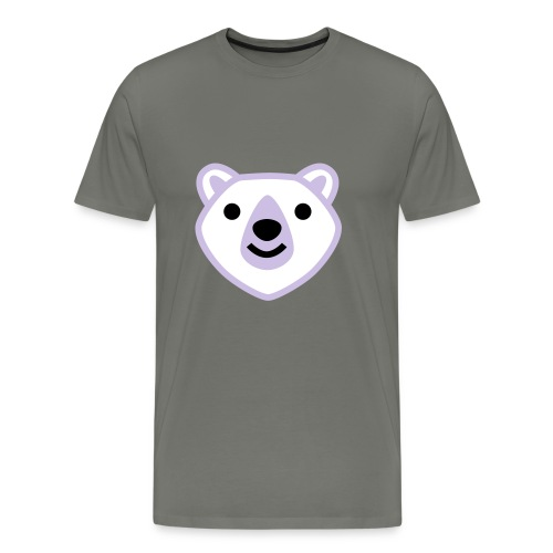 Bernard The Bear - Men's Premium T-Shirt
