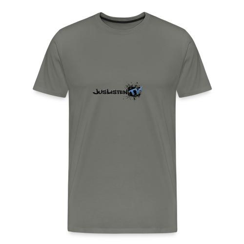 Jltv Logo - Men's Premium T-Shirt