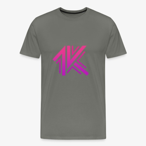 1k Rave in the Redwoods - Men's Premium T-Shirt