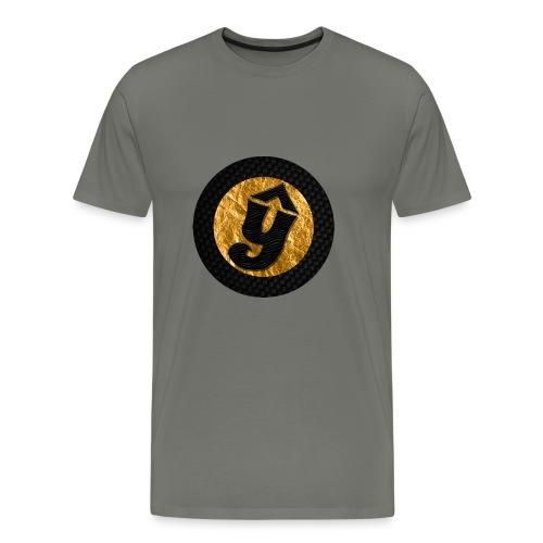 Yellowe Brand Merch - Men's Premium T-Shirt