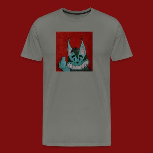 K 0SS Kat - Men's Premium T-Shirt