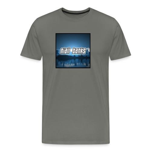 Niall Banks - Men's Premium T-Shirt