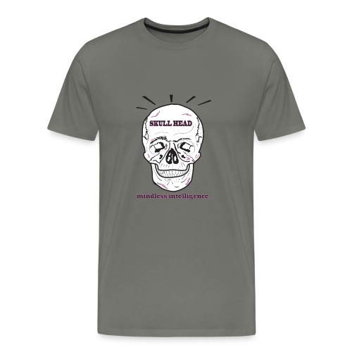 Mindless_Intelligence - Men's Premium T-Shirt