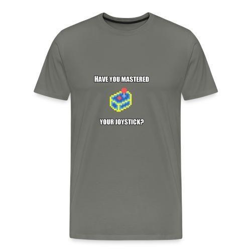 MasteredYourJoystick - Men's Premium T-Shirt
