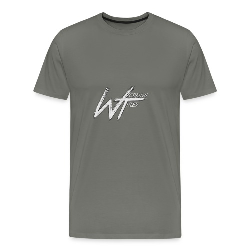 Working Titles official Merch - Men's Premium T-Shirt