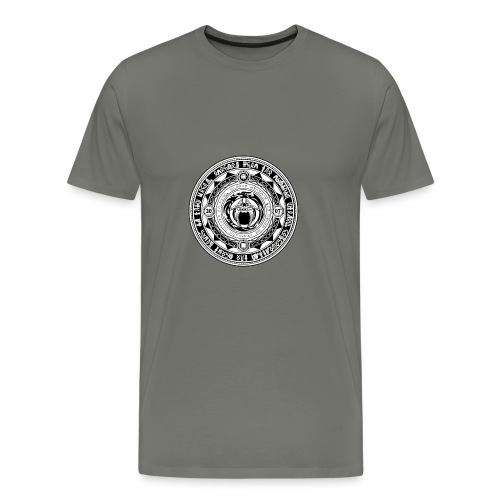 UNGD.tv 2007 t-shirt - Men's Premium T-Shirt