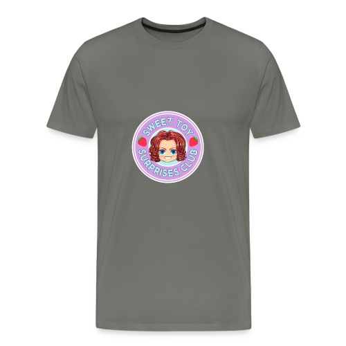 Sweet Toy Surprises Club - Men's Premium T-Shirt