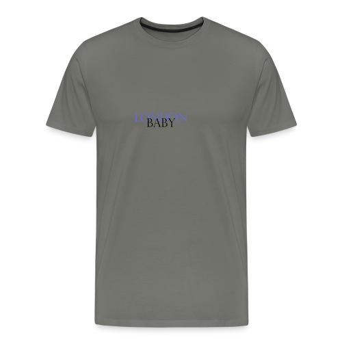 London Baby - Men's Premium T-Shirt