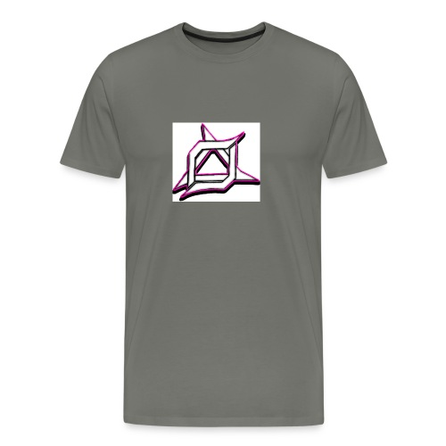 Oma Alliance Pink - Men's Premium T-Shirt