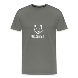 GrizzWear - Men's Premium T-Shirt