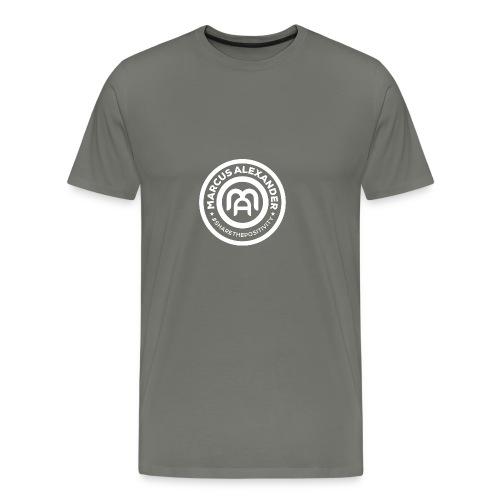 Marcus Alexander Official Logo - Men's Premium T-Shirt