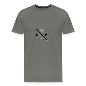 Rb Print - Men's Premium T-Shirt