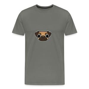 Youtube Logo Mug - Men's Premium T-Shirt