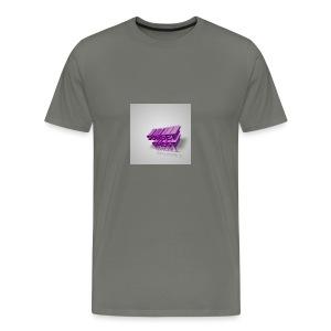 YouTube supporters - Men's Premium T-Shirt