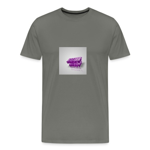 YouTube supporters - Men's Premium T-Shirt