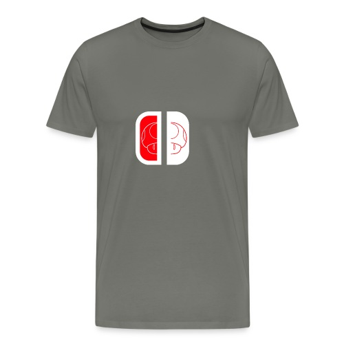 Nintendo Switch Mario Shroom - Men's Premium T-Shirt