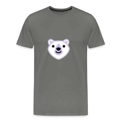 Bernard The Bear - Men's Premium T-Shirt