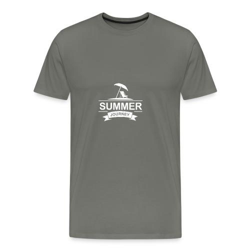 Summer Journey - Men's Premium T-Shirt