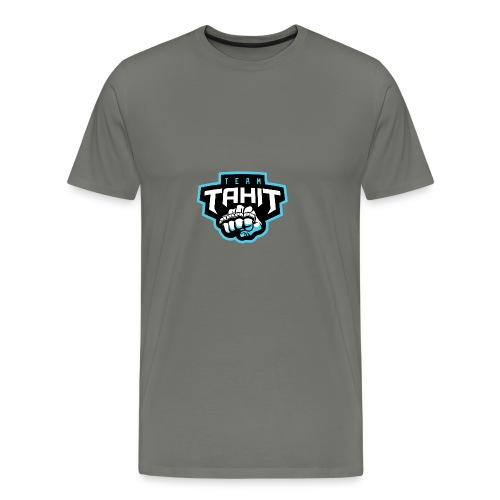 Team logo (Tahit) - Men's Premium T-Shirt