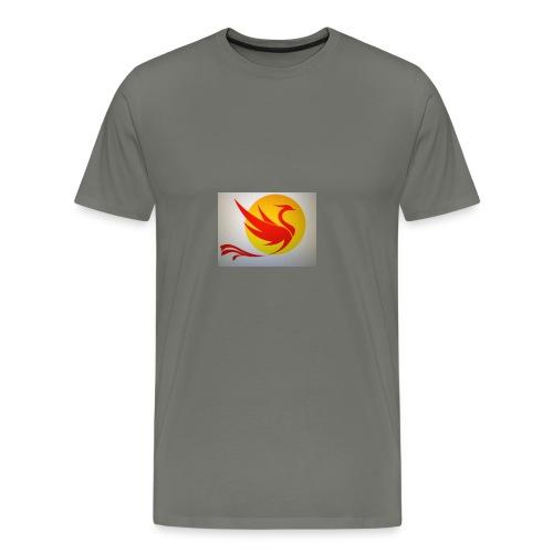 Asian Phoenix - Men's Premium T-Shirt
