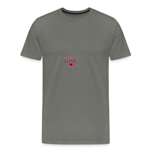 Much Love - Men's Premium T-Shirt