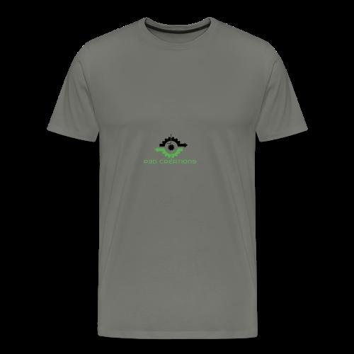P3D Creations Logo - Men's Premium T-Shirt
