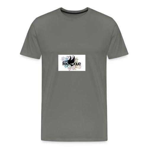 Freedove Gear and Accessories - Men's Premium T-Shirt