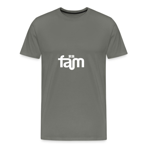 Fam Official Brand - Men's Premium T-Shirt