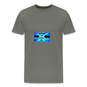 Keep calm and xtreme on - Men's Premium T-Shirt