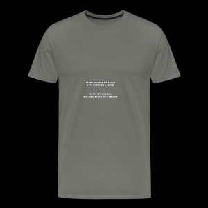 WORD SHIRTS - Men's Premium T-Shirt