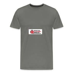 Behaviour Adjustment Specialist - Men's Premium T-Shirt