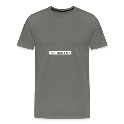 The Hockey Shack Logo - Men's Premium T-Shirt