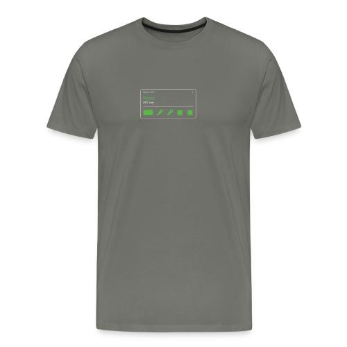 System status... - Men's Premium T-Shirt