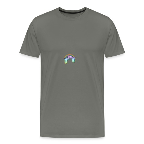 Rainbow guns - Men's Premium T-Shirt
