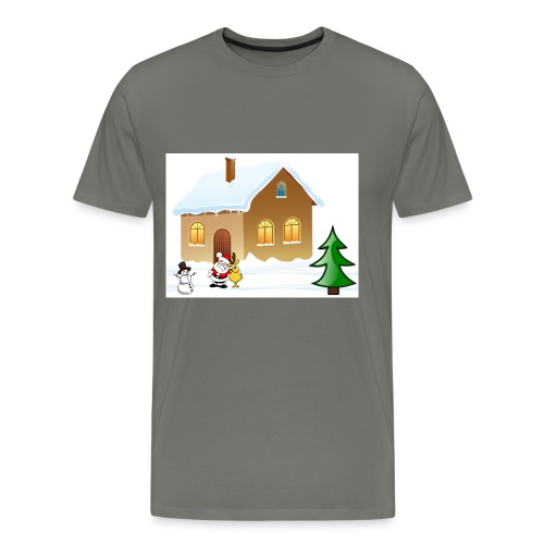 Marry_Christmas - Men's Premium T-Shirt